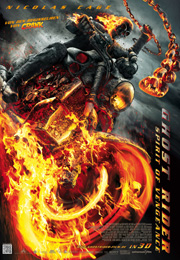 Filmplakat Ghost Rider: Spirit of Vengeance