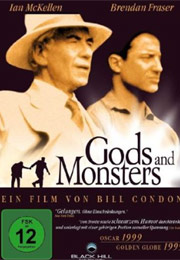 Filmplakat Gods and Monsters