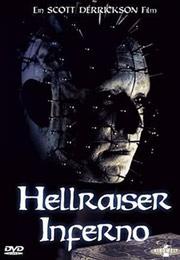 Filmplakat Hellraiser V: Inferno