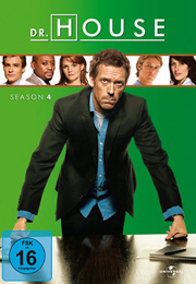 Filmplakat Dr. House (TV-Serie) - Staffel 4