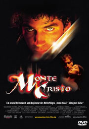 Filmplakat Monte Cristo
