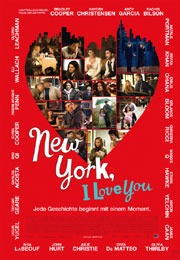 Filmplakat New York, I love you