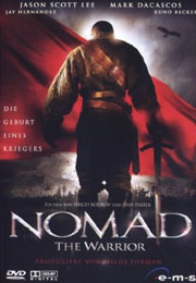 Filmplakat Nomad - The Warrior