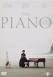 Filmplakat Das Piano