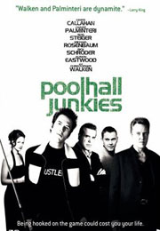 Filmplakat Poolhall Junkies