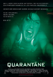 Filmplakat Quarantne