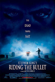 Filmplakat Riding the Bullet
