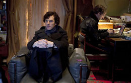 Sherlock (TV-Serie) - Staffel 1