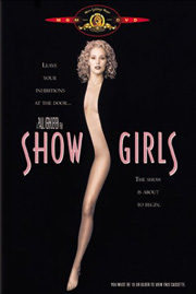 Filmplakat Showgirls