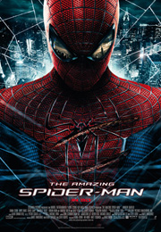 Filmplakat The Amazing Spider-Man