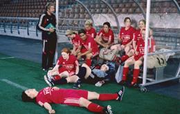 Fc Venus Fußball Ist Frauensache