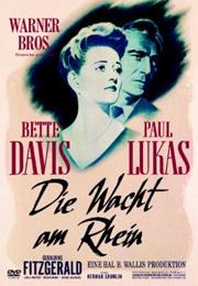 Filmplakat Die Wacht am Rhein