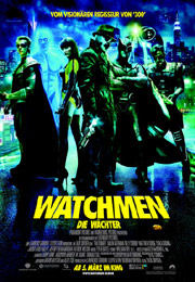 Filmplakat Watchmen - Die Wchter