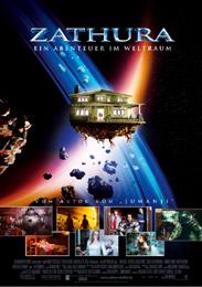 Filmplakat Zathura - Ein Abenteuer im Weltraum
